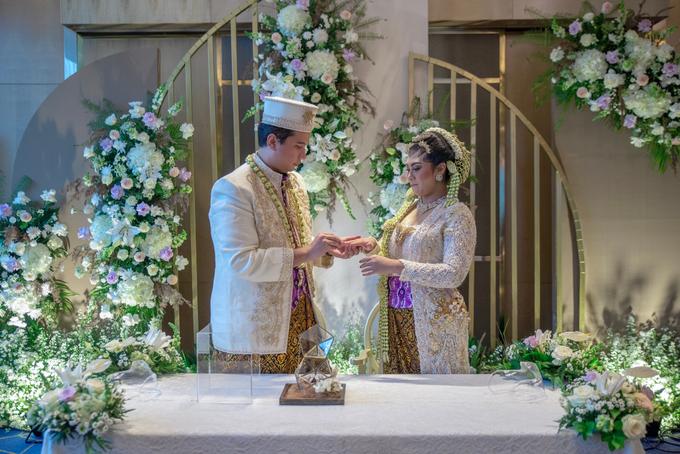 The Wedding of Dexa & Aldo by Cassia Decoration - 005
