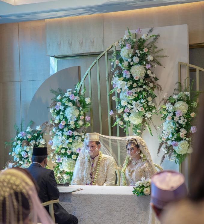 The Wedding of Dexa & Aldo by Cassia Decoration - 007