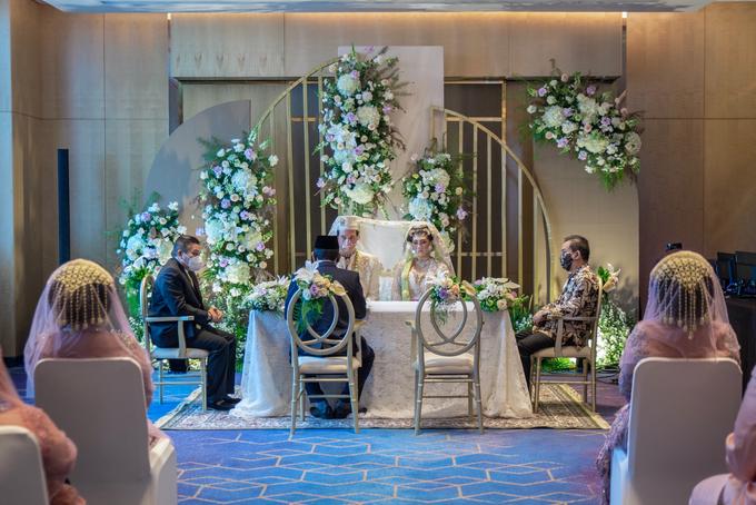 The Wedding of Dexa & Aldo by Cassia Decoration - 006
