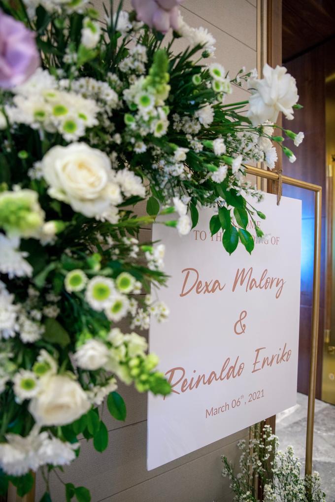 The Wedding of Dexa & Aldo by Cassia Decoration - 010