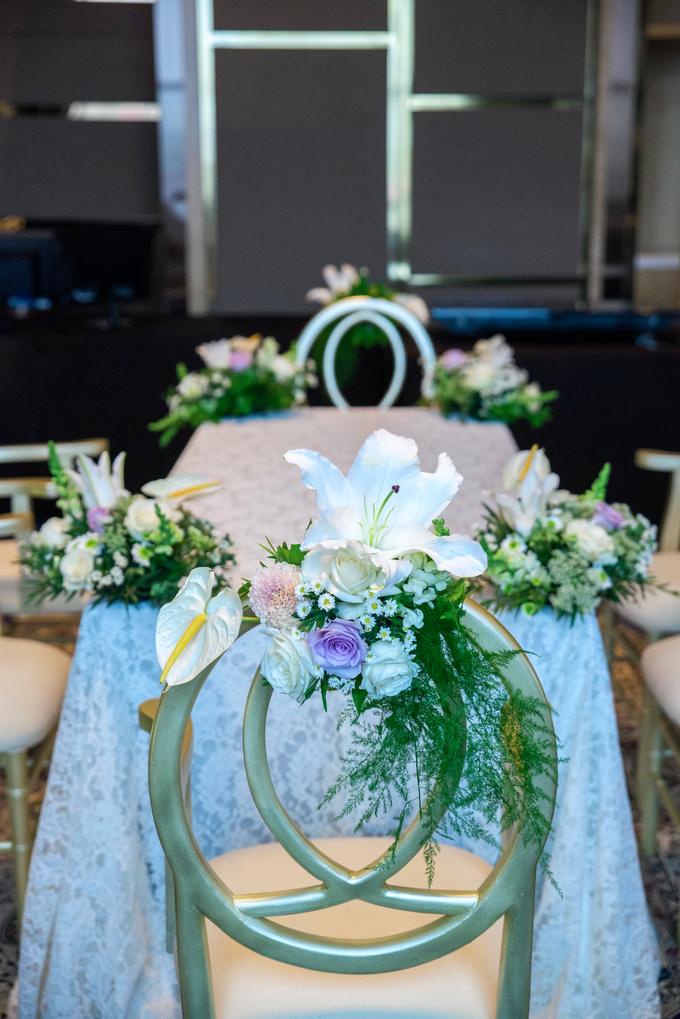 The Wedding of Dexa & Aldo by Cassia Decoration - 011