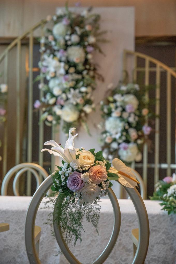 The Wedding of Dexa & Aldo by Cassia Decoration - 016