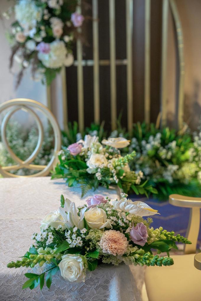 The Wedding of Dexa & Aldo by Cassia Decoration - 017