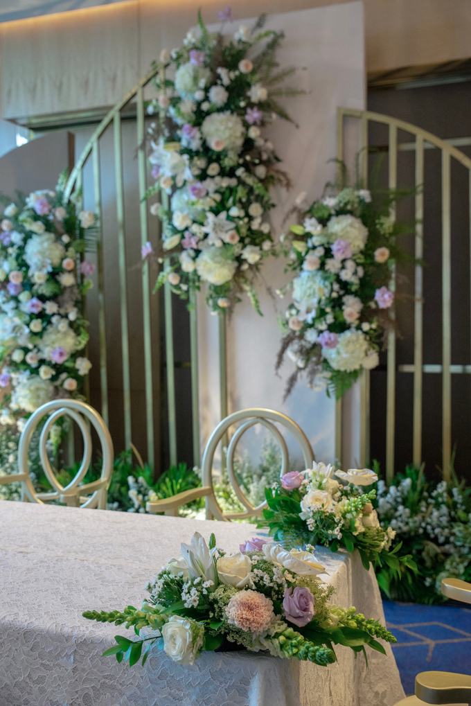 The Wedding of Dexa & Aldo by Cassia Decoration - 018