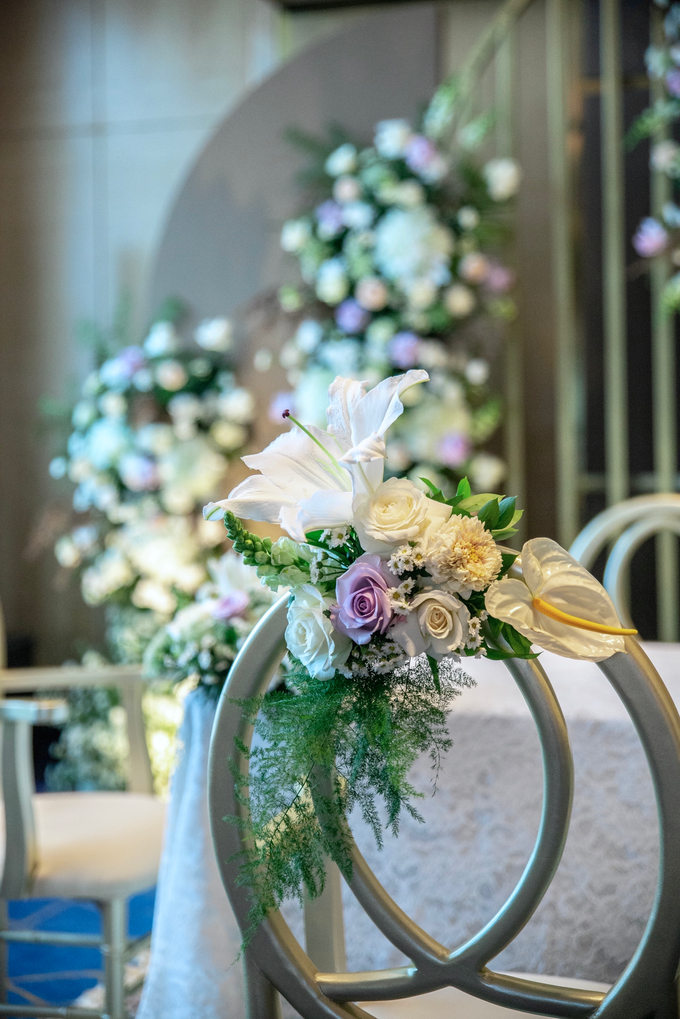 The Wedding of Dexa & Aldo by Cassia Decoration - 019