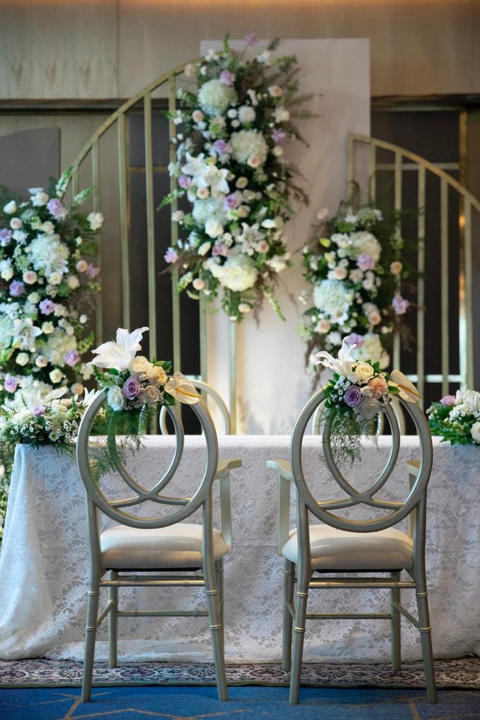 The Wedding of Dexa & Aldo by Cassia Decoration - 020