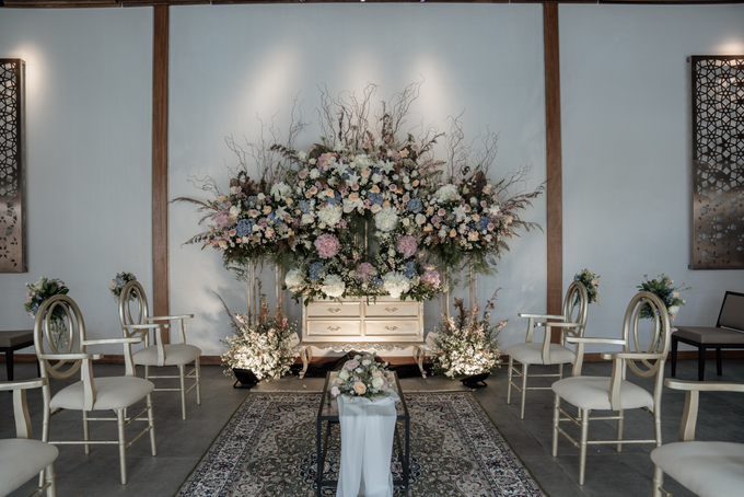 The Engagement of Febi & Luthfi by Cassia Decoration - 003