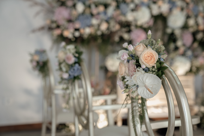 The Engagement of Febi & Luthfi by Cassia Decoration - 004