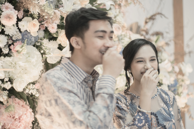 The Engagement of Febi & Luthfi by Cassia Decoration - 005