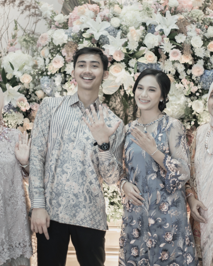 The Engagement of Febi & Luthfi by Cassia Decoration - 006