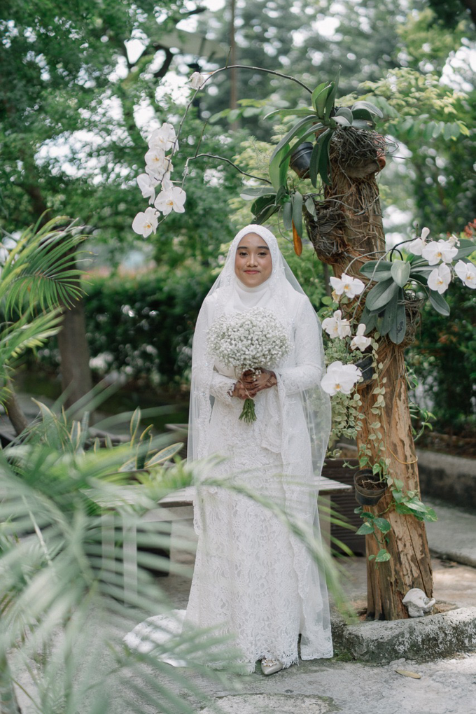 The Wedding of Annisa & Herdit by Cassia Decoration - 004