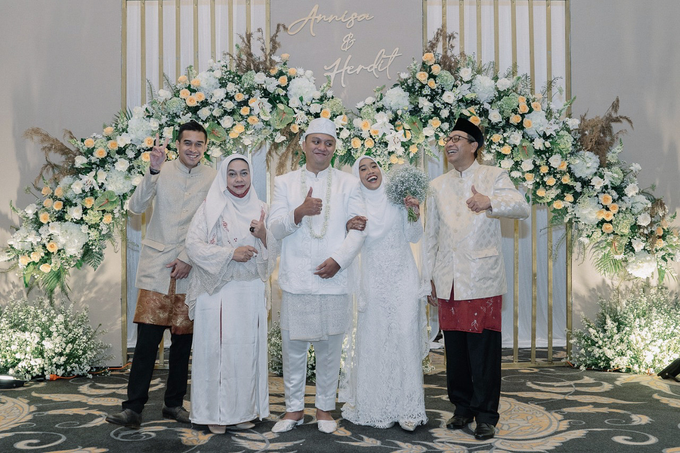 The Wedding of Annisa & Herdit by Cassia Decoration - 003