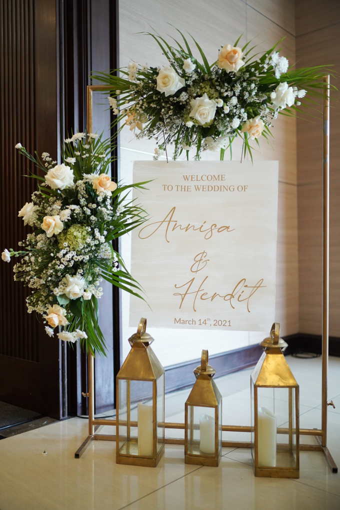 The Wedding of Annisa & Herdit by Cassia Decoration - 008