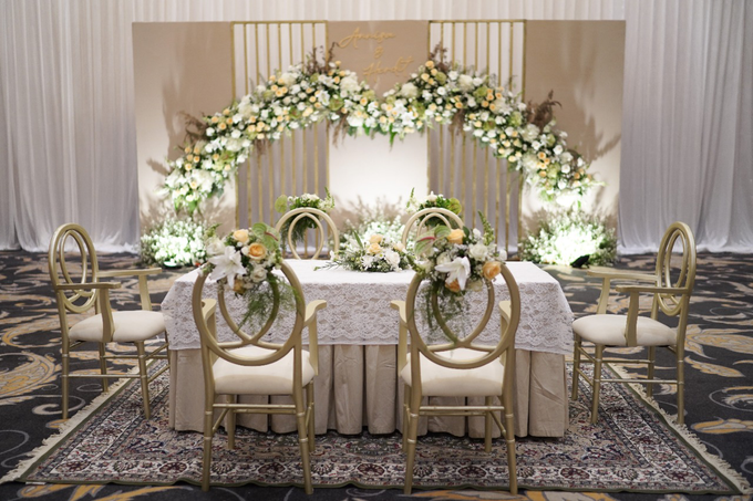 The Wedding of Annisa & Herdit by Cassia Decoration - 009