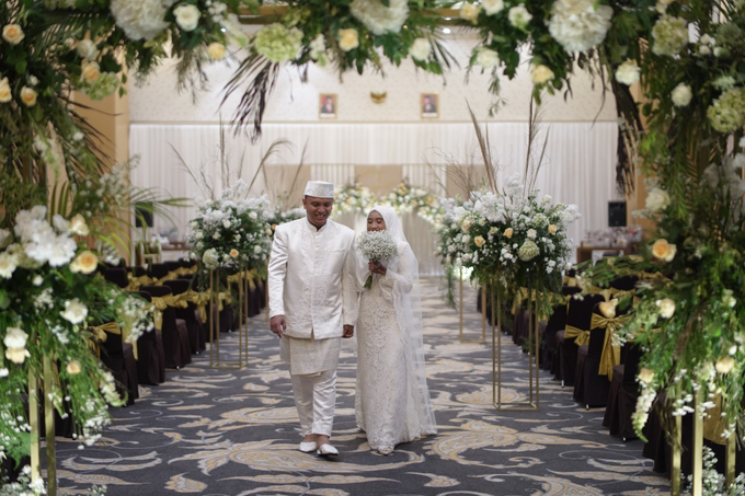 The Wedding of Annisa & Herdit by Cassia Decoration - 010