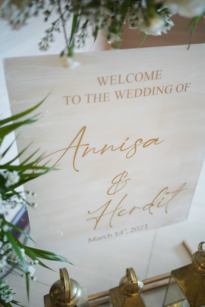 The Wedding of Annisa & Herdit by Cassia Decoration - 013