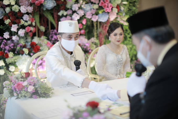 The Wedding of Micky & Dessy by Cassia Decoration - 001