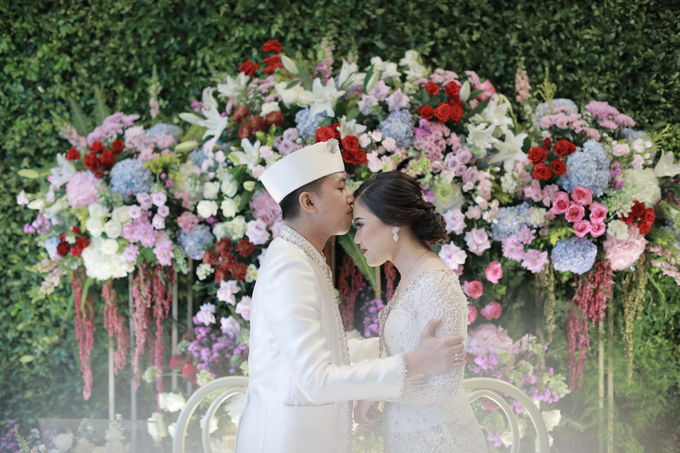 The Wedding of Micky & Dessy by Cassia Decoration - 002