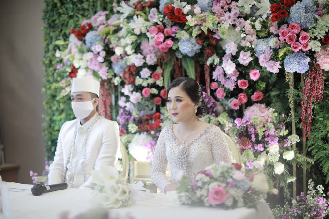 The Wedding of Micky & Dessy by Cassia Decoration - 003