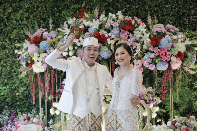 The Wedding of Micky & Dessy by Cassia Decoration - 004