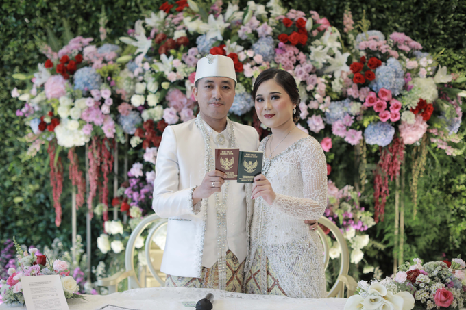 The Wedding of Micky & Dessy by Cassia Decoration - 005