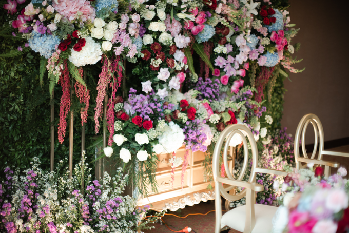 The Wedding of Micky & Dessy by Cassia Decoration - 011