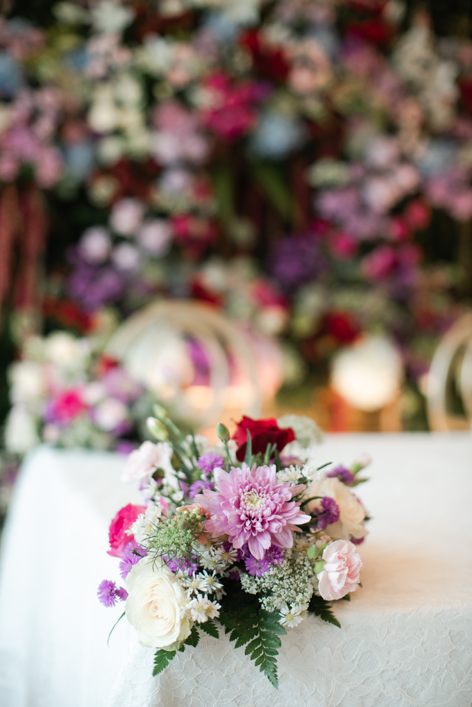 The Wedding of Micky & Dessy by Cassia Decoration - 012