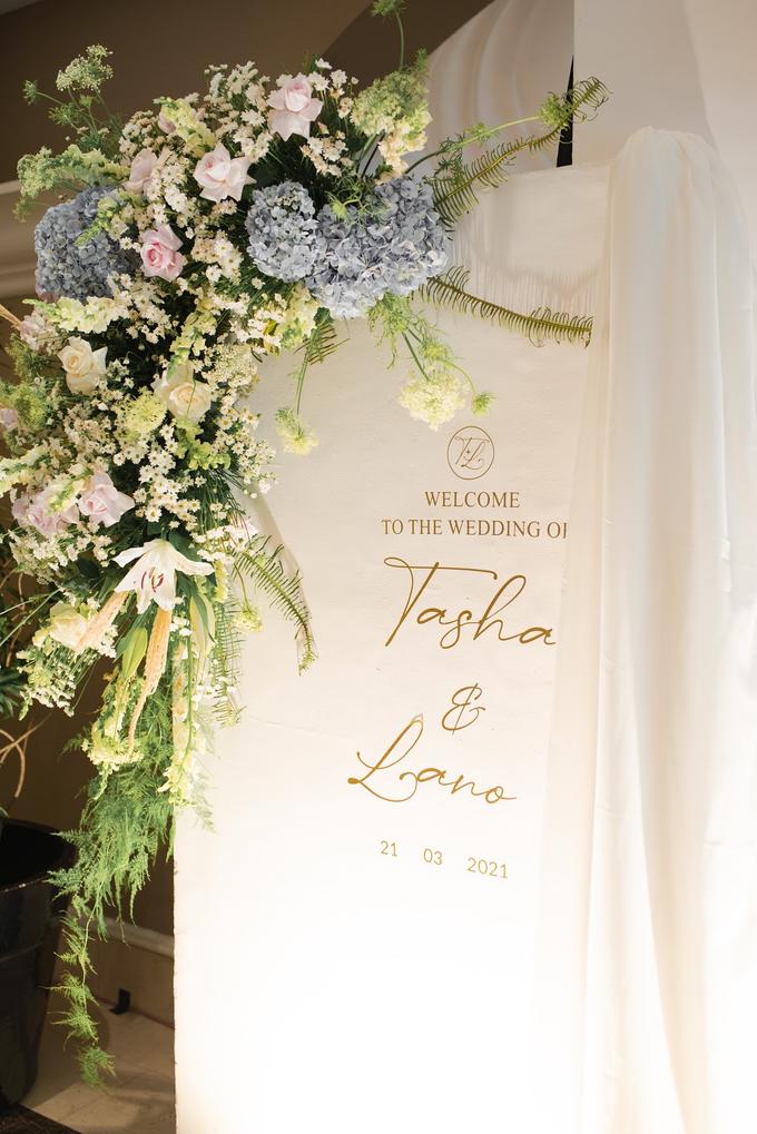 The Wedding of Tasha & Lano by Cassia Decoration - 002