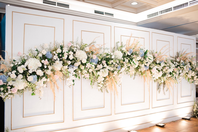 The Wedding of Tasha & Lano by Cassia Decoration - 009