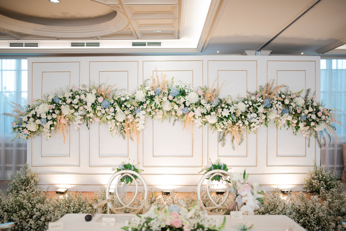 The Wedding of Tasha & Lano by Cassia Decoration - 011