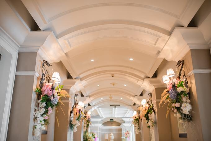 The Wedding of Tasha & Lano by Cassia Decoration - 012
