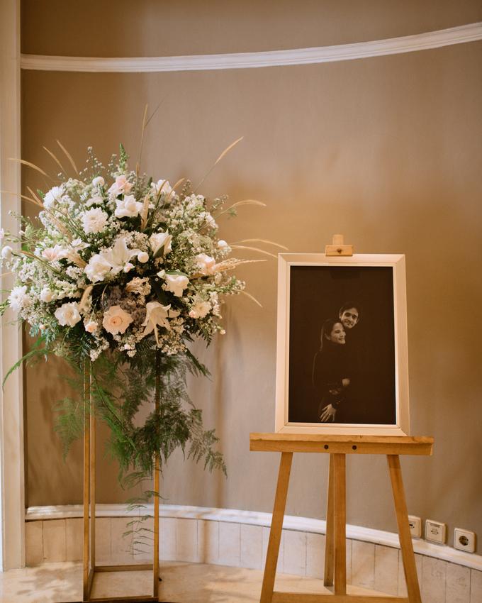 The Wedding of Tasha & Lano by Cassia Decoration - 013