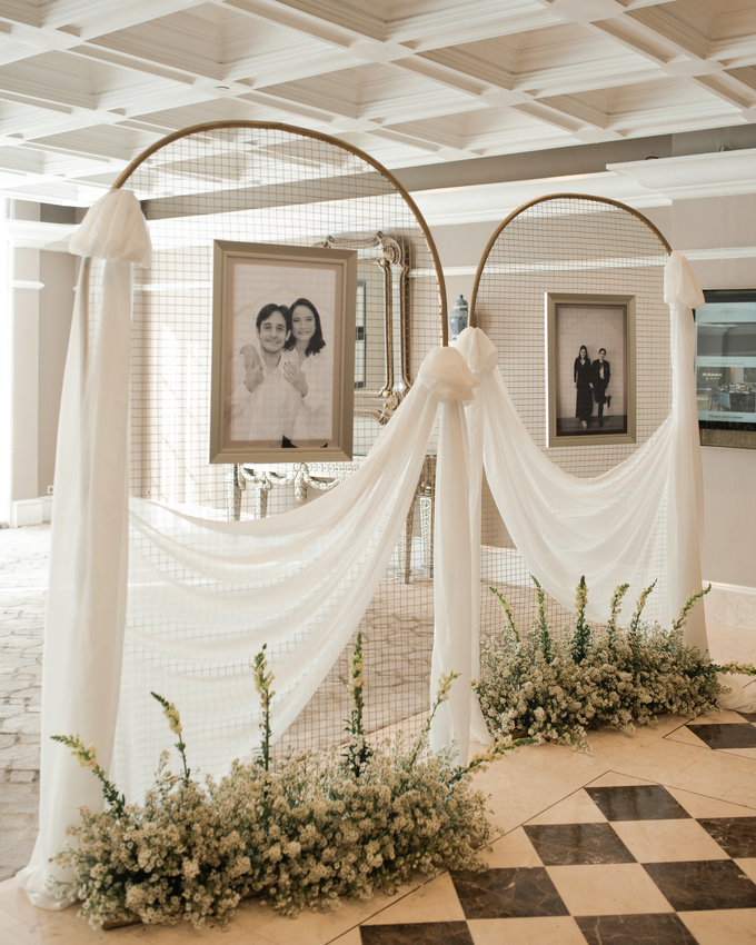 The Wedding of Tasha & Lano by Cassia Decoration - 016