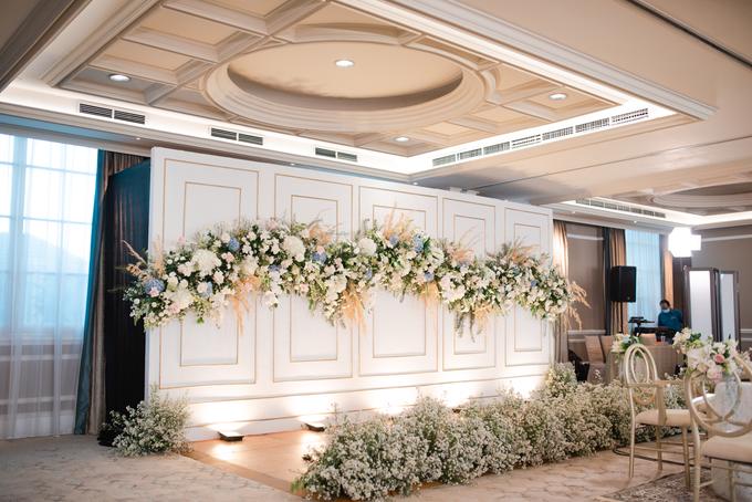 The Wedding of Tasha & Lano by Cassia Decoration - 017