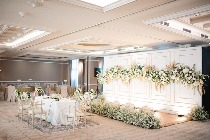 The Wedding of Tasha & Lano by Cassia Decoration - 018