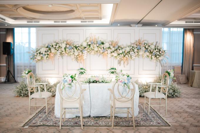 The Wedding of Tasha & Lano by Cassia Decoration - 020