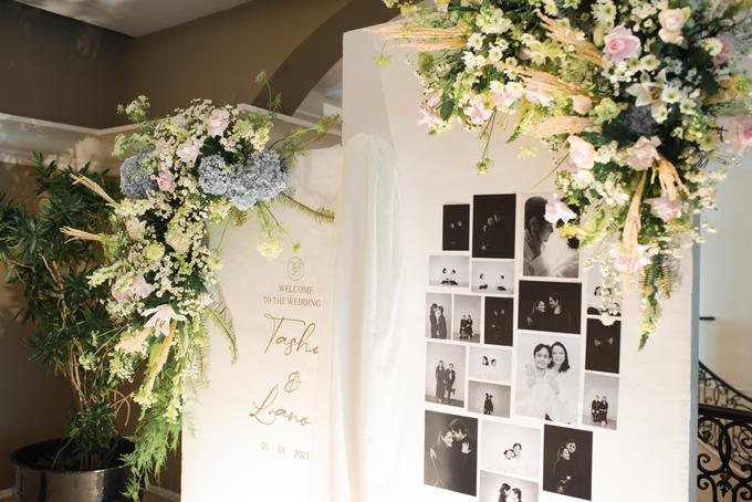The Wedding of Tasha & Lano by Cassia Decoration - 021