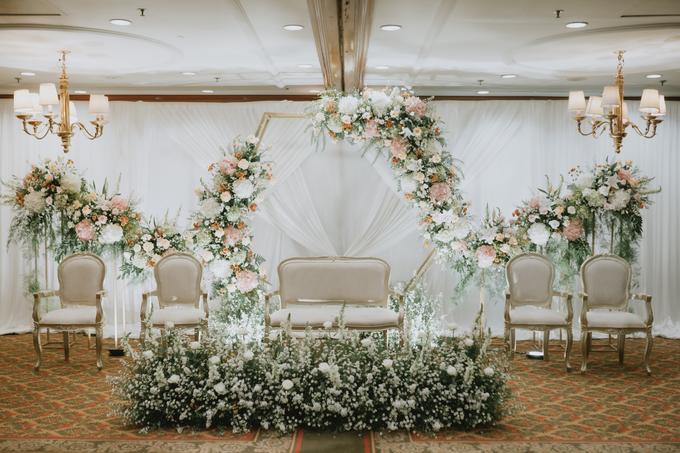 The Wedding of Rahmania & Nico by Cassia Decoration - 001