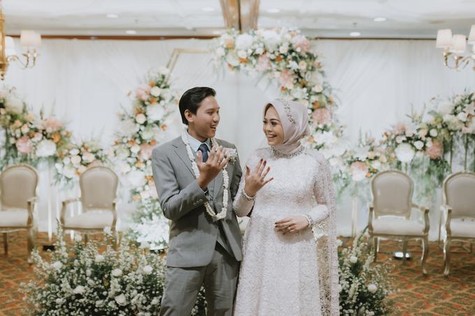 The Wedding of Rahmania & Nico by Cassia Decoration - 006