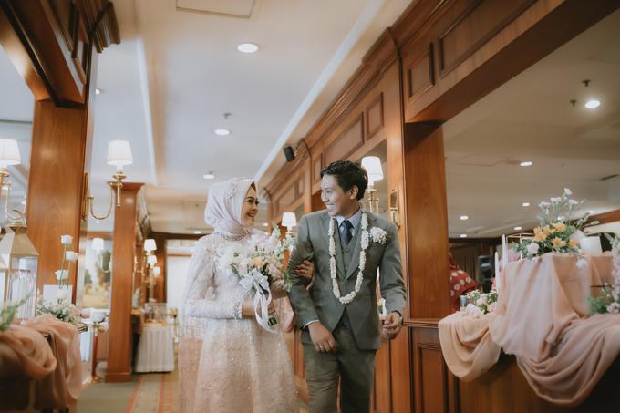 The Wedding of Rahmania & Nico by Cassia Decoration - 007