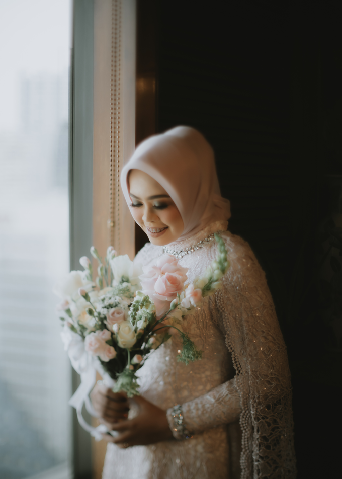 The Wedding of Rahmania & Nico by Cassia Decoration - 010