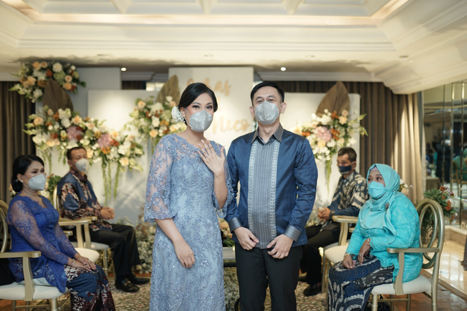 The Engagement of Laras & Nico by Cassia Decoration - 003
