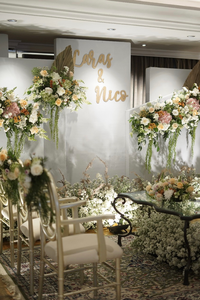 The Engagement of Laras & Nico by Cassia Decoration - 006