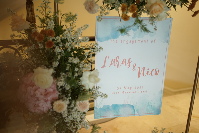 The Engagement of Laras & Nico by Cassia Decoration - 009