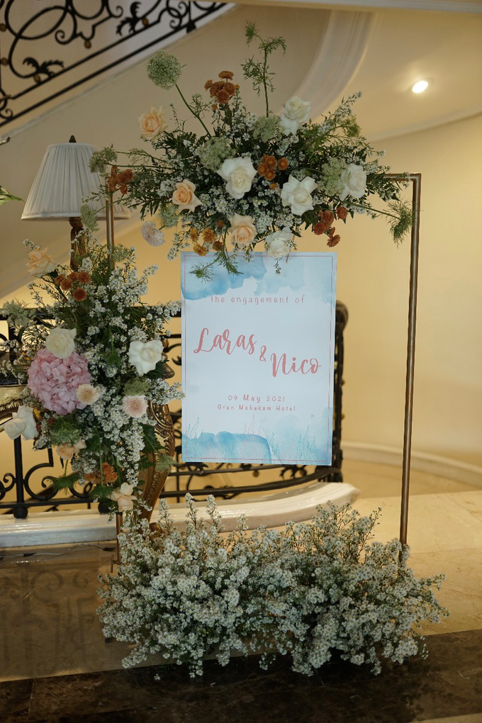 The Engagement of Laras & Nico by Cassia Decoration - 010
