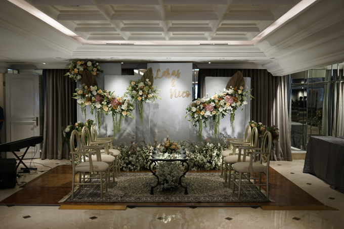 The Engagement of Laras & Nico by Cassia Decoration - 012