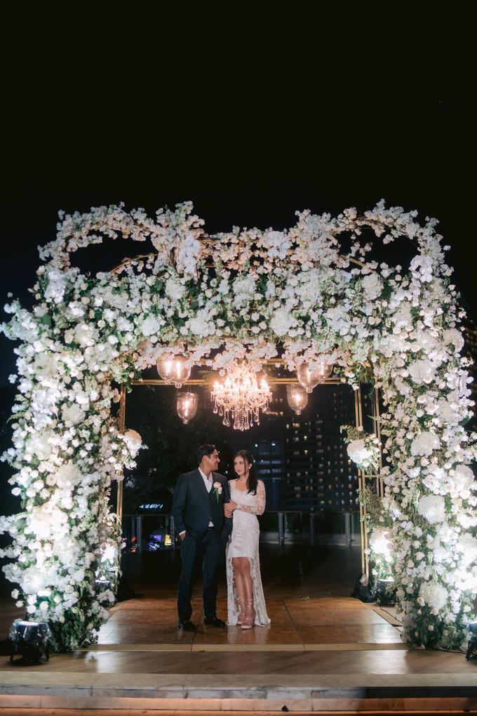 The Wedding of Callista & Ali by Cassia Decoration - 002