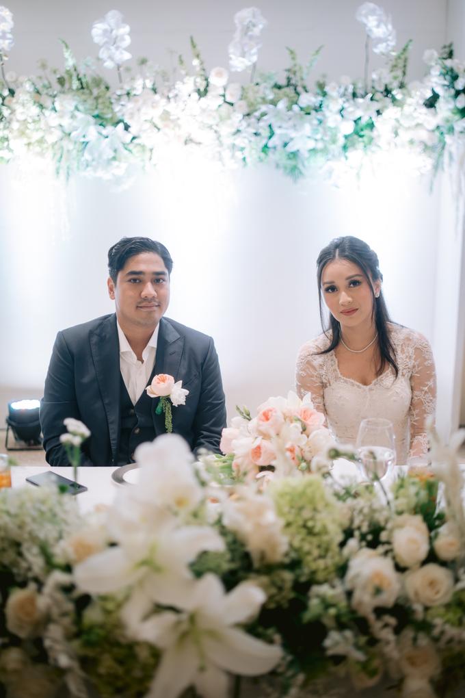 The Wedding of Callista & Ali by Cassia Decoration - 003