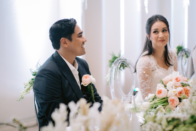 The Wedding of Callista & Ali by Cassia Decoration - 004