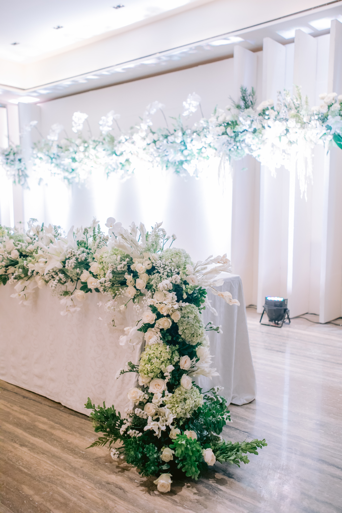 The Wedding of Callista & Ali by Cassia Decoration - 011